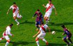 Лионель Месси установил рекорд по количеству хет-триков в испанской Примере