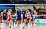 Российские юниорки вышли в финал чемпионата Европы