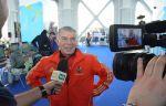 """Олег Газманов: """"Россия – великая хоккейная страна. Именно так, я подчёркиваю"""". ВИДЕО"""