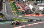 """Пилот """"Мерседеса"""" Хэмилтон выиграл квалификацию Гран-при Бельгии """"Ф-1"""", Квят - 12-й"""