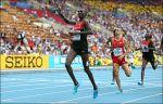 Кениец Асбель Кипроп победил в беге на 1500 метров на ЧМ в Пекине