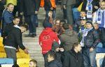 """Киевскому """"Динамо"""" грозят санкции УЕФА из-за избиения темнокожего фаната"""