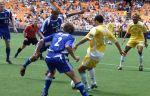 В США запретили играть головой футболистам