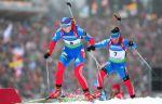 Международный союз биатлонистов оштрафовал СБР на €100 тысяч за допинг