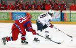 """Максим Лазарев: """"В первой шайбе от Чехии была моя ошибка"""""""