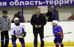 Владислав Третьяк открыл первую хоккейную школу в Ульяновской области