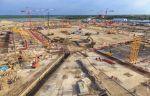 В Ростове довольны ходом строительства нового стадиона