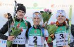Феликс Ляйтнер победил в спринте на ЧМ по биатлону среди юниоров, Шамаев — 8-й