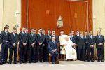 НОК Италии приостановил все соревнования из-за тяжелого состояния Папы Римского
