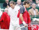 Федерер - в финале турнира в немецком Галле