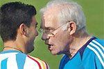 Тренера сборной Испании обвинили в расизме