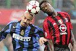 Миланское дерби закончилось безголевой ничьей
