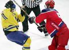 На голы россиян шведы ответили только грубостью