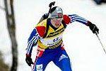 В гонке преследования Чепиков проиграл только Бьорндалену
