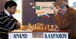 Каспаров уходит на отдых лидером