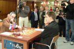 Каспаров продолжает побеждать в Линаресе