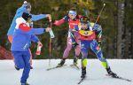 Шипулин, Гараничев и Волков выступят в индивидуальной гонке на ЧМ по биатлону