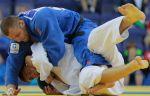 Российские дзюдоисты завоевали серебро в командных соревнованиях на ЧЕ в Казани