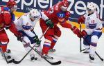 Емелин и Сёберг признаны лучшими игроками матча Россия — Норвегия