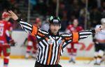 Арбитра Буланова отстранили от судейства в КХЛ
