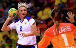 Российские гандболистки победили Голландию на ОИ-2016