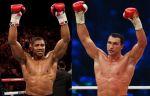 """Титул """"суперчемпиона"""" WBA будет стоять на кону в бое Кличко - Джошуа"""