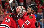"""Форвард """"Чикаго"""" Анисимов вышел в лидеры бомбардирской гонки НХЛ"""