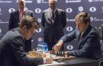 Эксперт: Карякин сыграл неубедительно во второй партии с Карлсеном