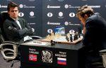 """Владимир Барский: """"Тяжело назвать фаворита на тай-брейке между Карякиным и Карлсеном"""""""