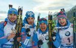 Стал известен состав мужской сборной России на индивидуальную гонку в Эстерсунде