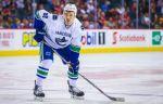 """НХЛ. Трямкин хочет проявить себя в """"Ванкувере"""", несмотря на количество игрового времени"""