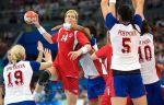 Чемпионат Европы. Женщины. Норвегия - Россия. Отличное начало обернулось для россиянок провальной концовкой
