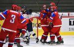 Сборная России U18 уступила США в полуфинале Кубка вызова