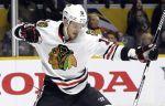 НХЛ. Анисимов получил травму нижней части тела