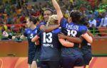Женская сборная Франции по гандболу завоевала бронзовые медали ЧЕ