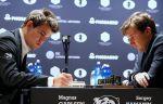 Карякин и Карлсен лидируют после первого дня ЧМ по блицу