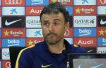 """Луис Энрике: """"Возвращение Роналдиньо? Я думаю, это здорово"""""""