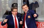 Стали известны сочетания звеньев сборной РФ перед Шведскими хоккейными играми