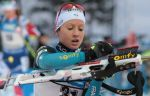 """Анаис Шевалье: """"Снег медленный, поэтому лыжи работают тяжело"""""""