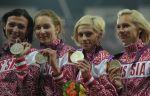 МОК: российские спортсмены начали возвращать медали после отстранений