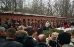 На церемонию прощания с Гимаевым пришло около шести тысяч человек