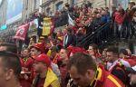 Бельгийских футболистов в матче со сборной России поддержат 35 болельщиков