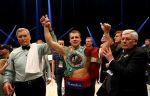 Майрис Бриедис – новый чемпион мира по версии WBC