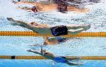 В квалификации ЧР Тарасевич проплыл 50 м на спине с третьим результатом сезона в мире