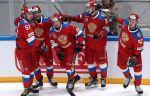 Сборная России минимально уступает сборной Финляндии в основное время