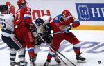 Чешский вратарь назвал Кучерова и Мозякина самыми опасными в составе сборной России