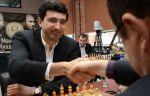 Владимир Крамник стал третьим в рейтинге ФИДЕ