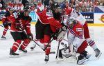 Сборная Канады наносит крупное поражение соперникам из Чехии