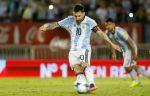 Апелляционный комитет ФИФА отменил четырёхматчевую дисквалификацию Месси