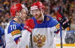 Россияне за 70 секунд обыграли сборную Дании